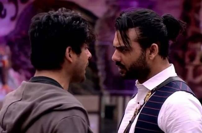 Bigg Boss 13: Sidharth Shukla and Vishal Aditya Singh's ugly fight