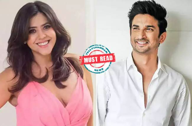 Month after Sushant's death, Rhea Chakraborty and co-star Swastika post tributes