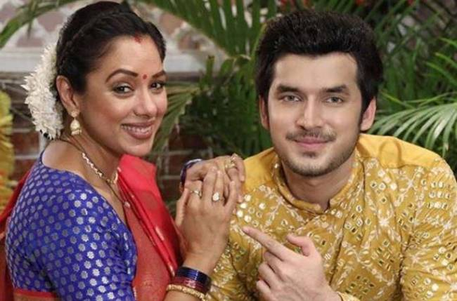 Anupamaa actor Paras Kalnawat has tested positive for COVID-19, the show's producer, Rajan Shahi, said in a statement on Saturday.