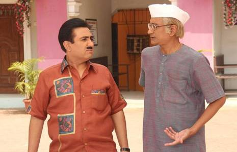 Taarak Mehta's Bapuji is 9 years younger than Jetha in ... Taarak Mehta Ka Ooltah Chashmah Bapuji