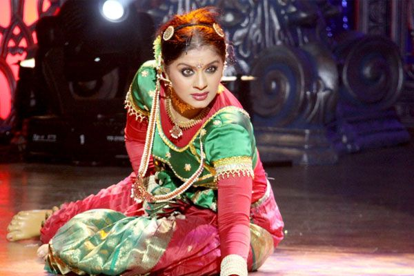 sudha chandran remarkable achievements