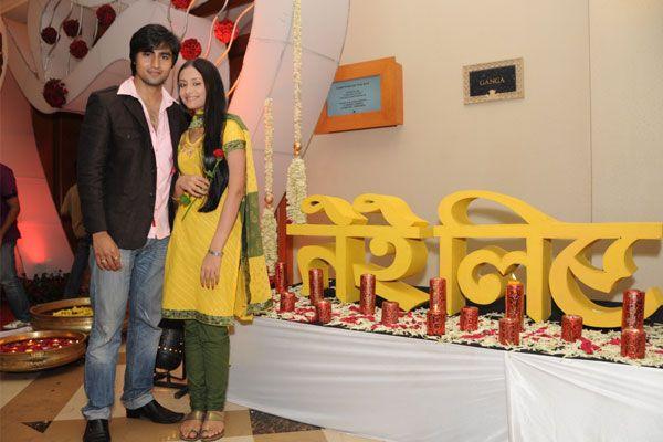 The latest couple on screen - Anurag and Taani