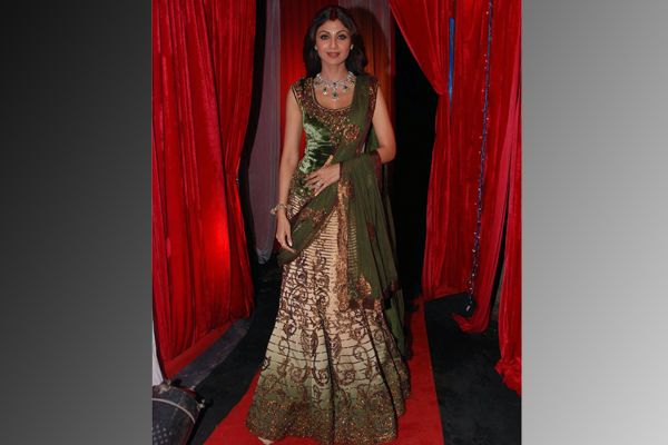 The 'Rocking' Shilpa Shetty.