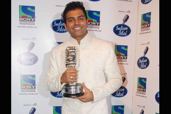 That winning smile: Sreeram