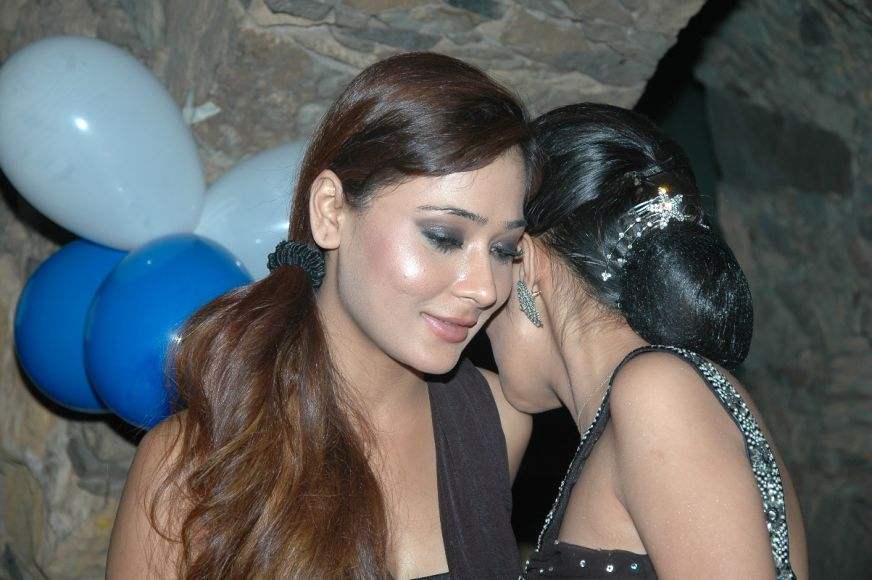Tina 'Ichcha' Dutta the birthday girl