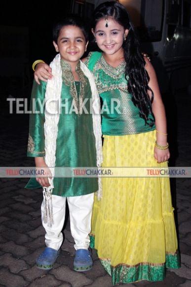 Akanksha Singh and Giaa Maanek