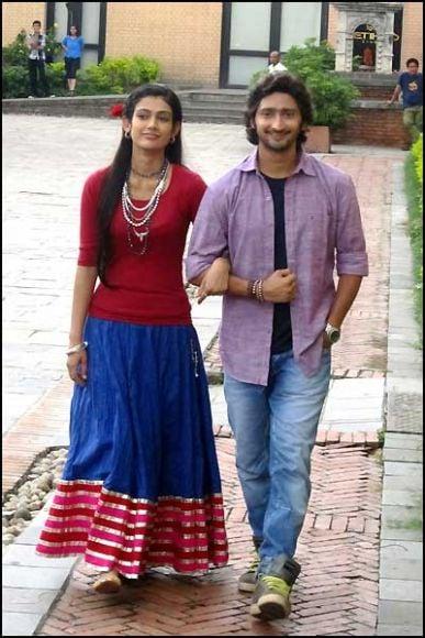 Akanksha Singh and Kunal Karan Kapoor