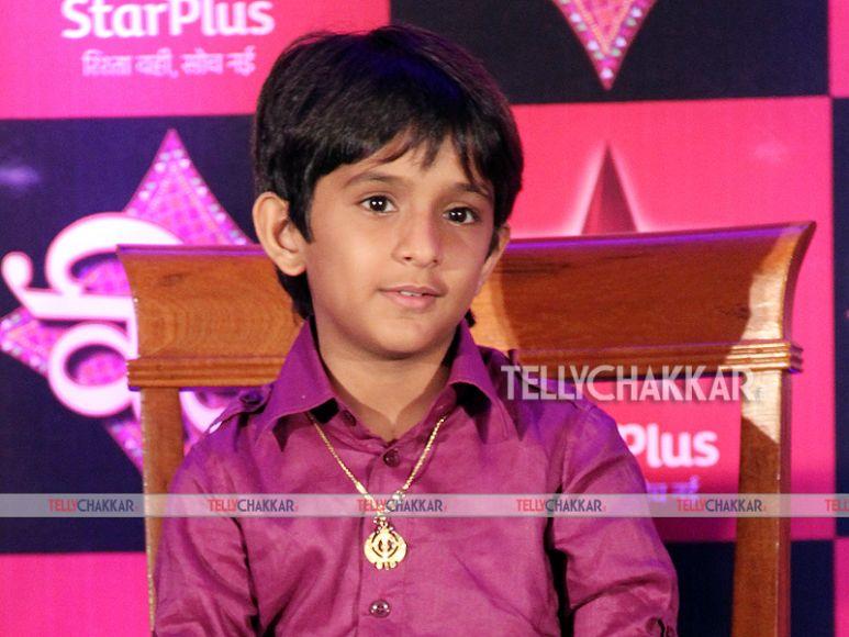 Bhavesh Balchandani Launch of Star Plus39 Veera
