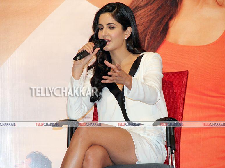 Anushka Sharma, Shah Rukh Khan and Katrina Kaif