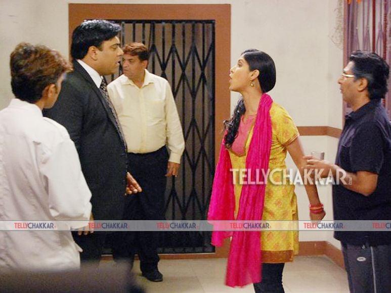 Ram Kapoor and Sakshi Tanwar