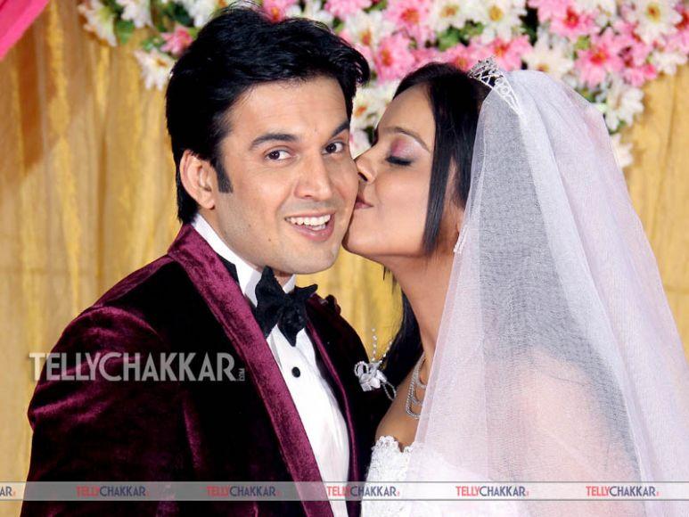 Ajay Chaudhary With Jyoti Makker