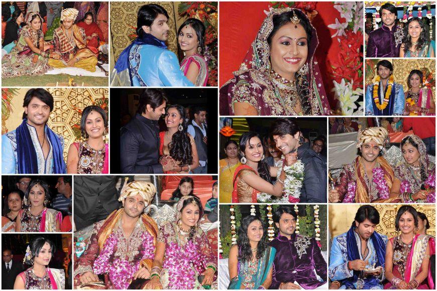 Pics Photos - Ashish Sharma Archana Taide Wedding Pics