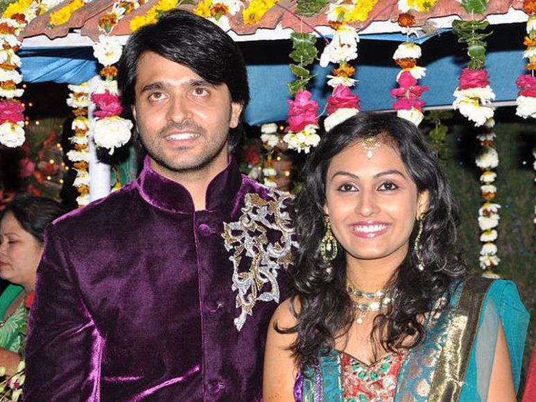 Ashish Sharma-Archana Taide wedding pics