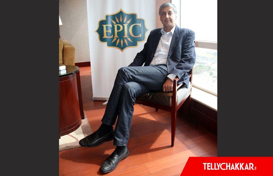 Ex-Disney India Head Mahesh Samat