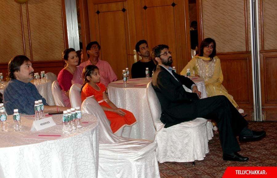 Launch of Zee TV's Ek Muthi Aasman