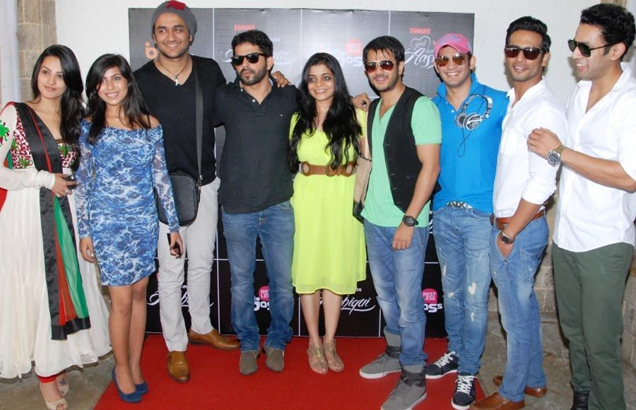 Special screening of Bindass' Yeh Hai Aashiqui