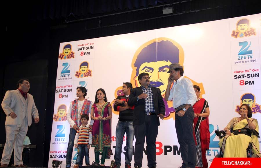 In pics: Zee TV launches Bh Se Bhade