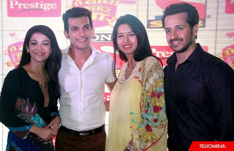 Launch of SAB TV's Jo Biwi Se Kare Pyaar