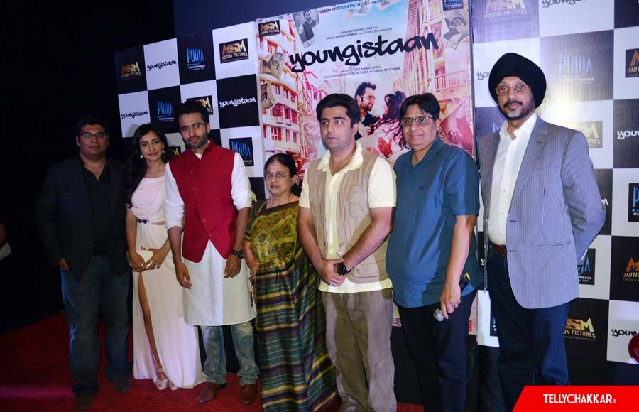 Launch of Youngistaan's First Look