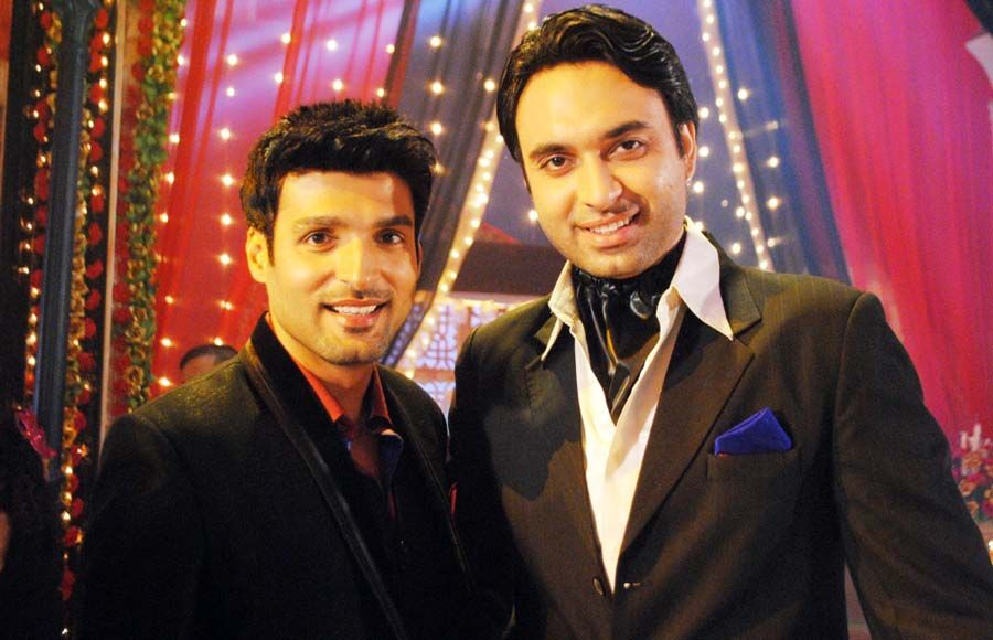 Gaurav Chaudhary and Bharat Chawda