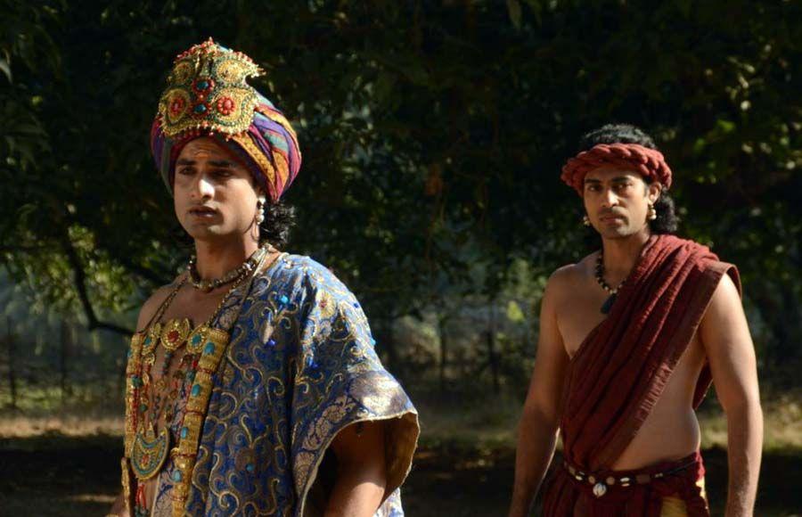 Himanshu Son and Sameer Dharmadhikari