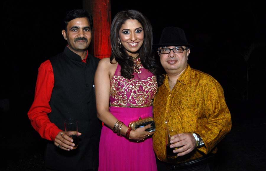 Pooja Misrra's Birthday bash