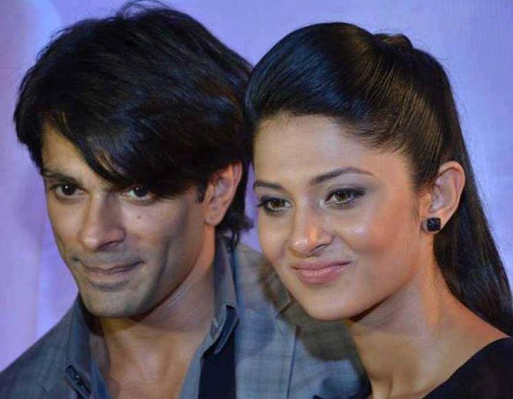 Karan Singh Grover and Jennifer