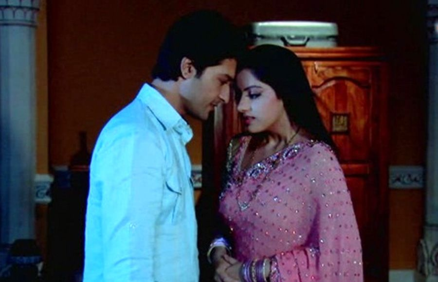 Alekh and Sadhana in Sapna Babul Ka...Bidaai