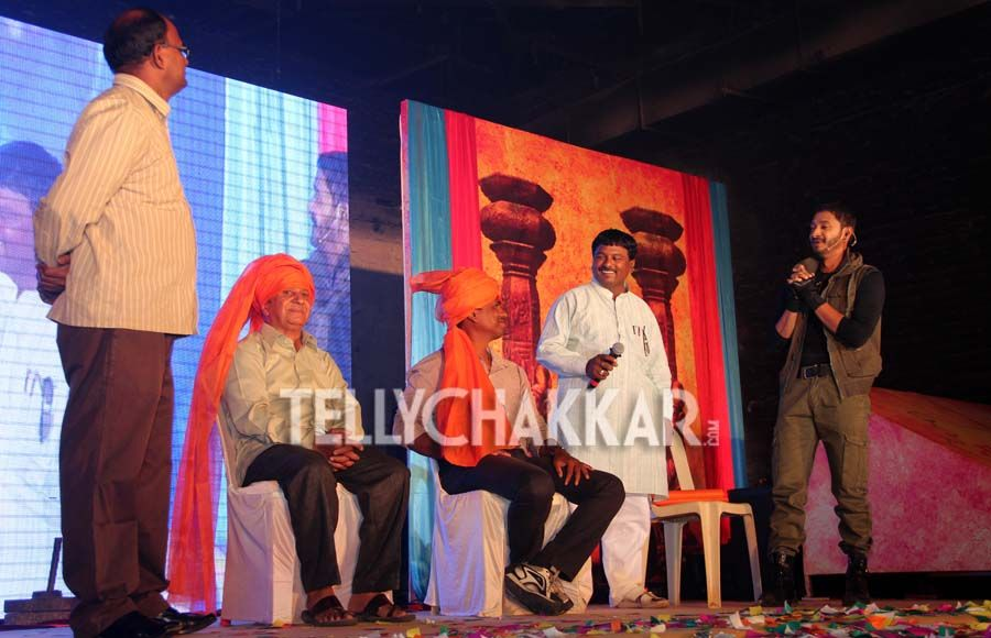 Launch of ETV Marathi's Zhunj Marathmoli