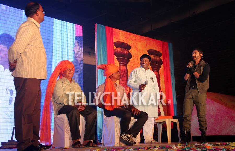 Launch of ETV Marathi's Zhunj Marathmoli