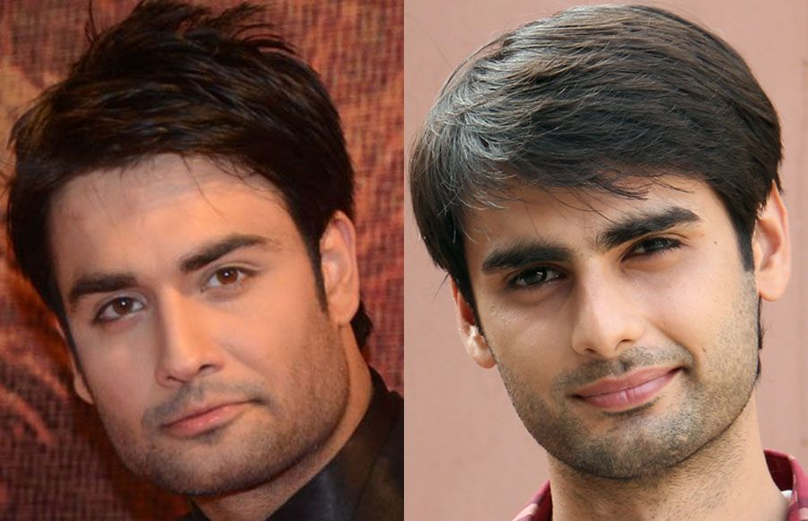 Vivian Dsena and Varun Kapoor