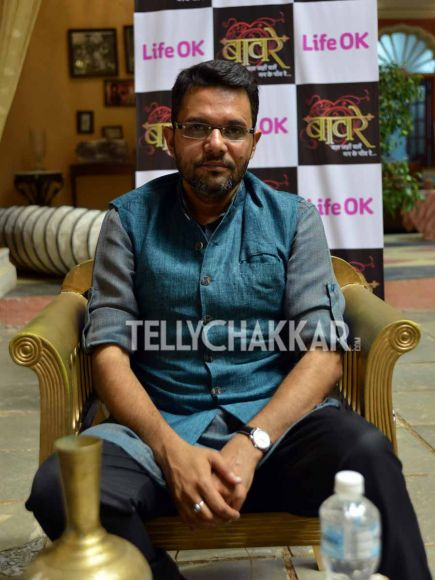 In Pics: Life OK launches new show Baawre
