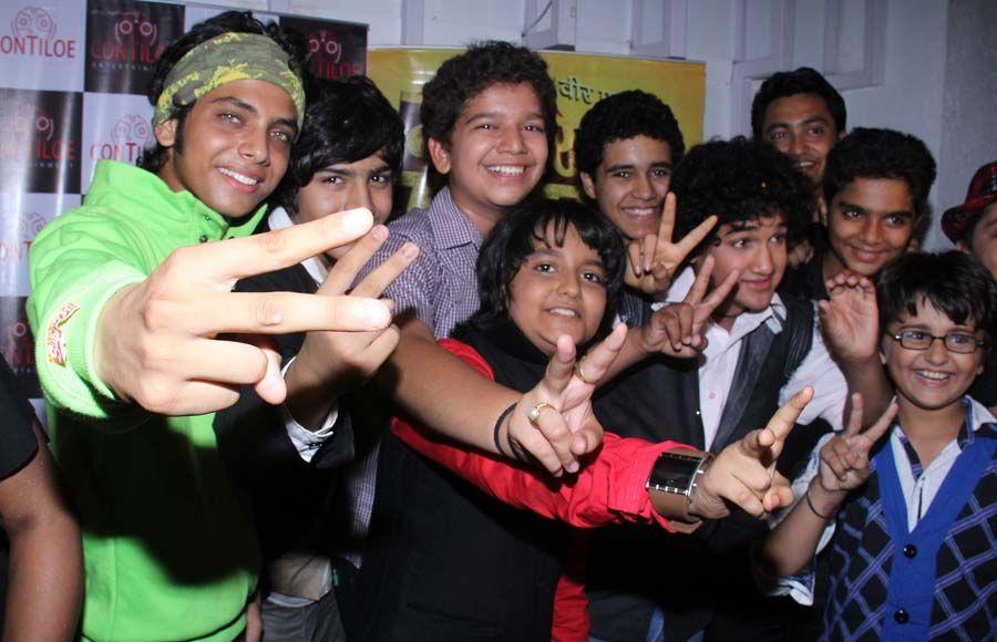 Party time: Maharana Pratap completes 200 episodes