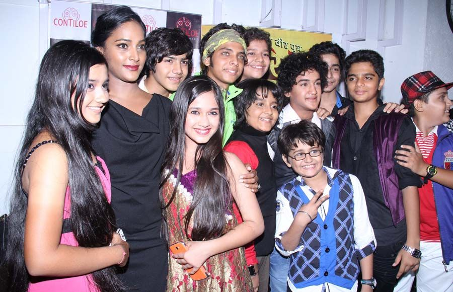 Party time: Maharana Pratap completes 200 episodes