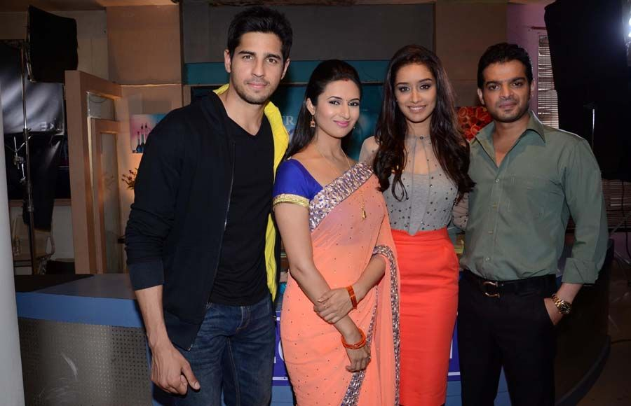 Sidharth Malhotra,Divyanka Tripathi,Shraddha Kapoor,Karan Patel