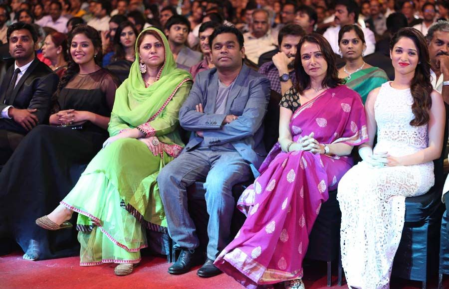 In pics: The 61st South Indian Filmfare Awards