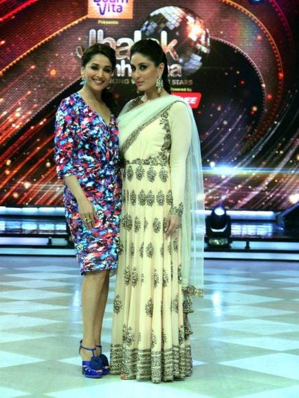 Singham Returns Promotion On The Set Of Jhalak Dikhhla Jaa 7