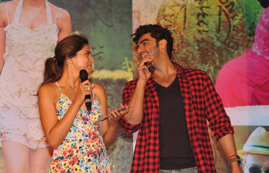 'Finding Fanny' song launch