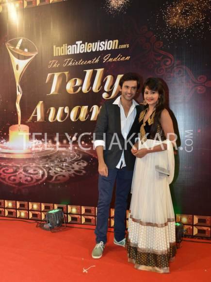 Celina Jaitley, Ravi Kissen, Karan Patel and Shakti Kapoor