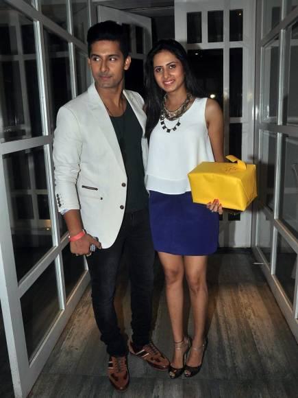 Ayushman Agarwal and Neha Marda
