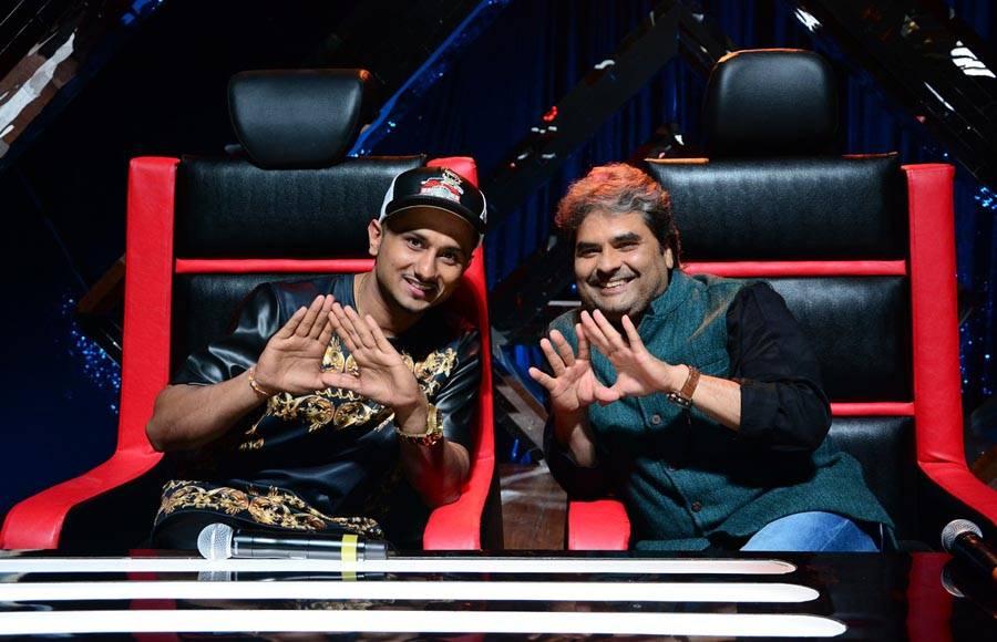 Yo Yo Honey Singh and Shraddha Kapoor