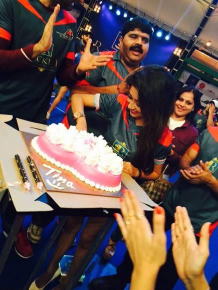 Birthday Celebration of Tina Dutta