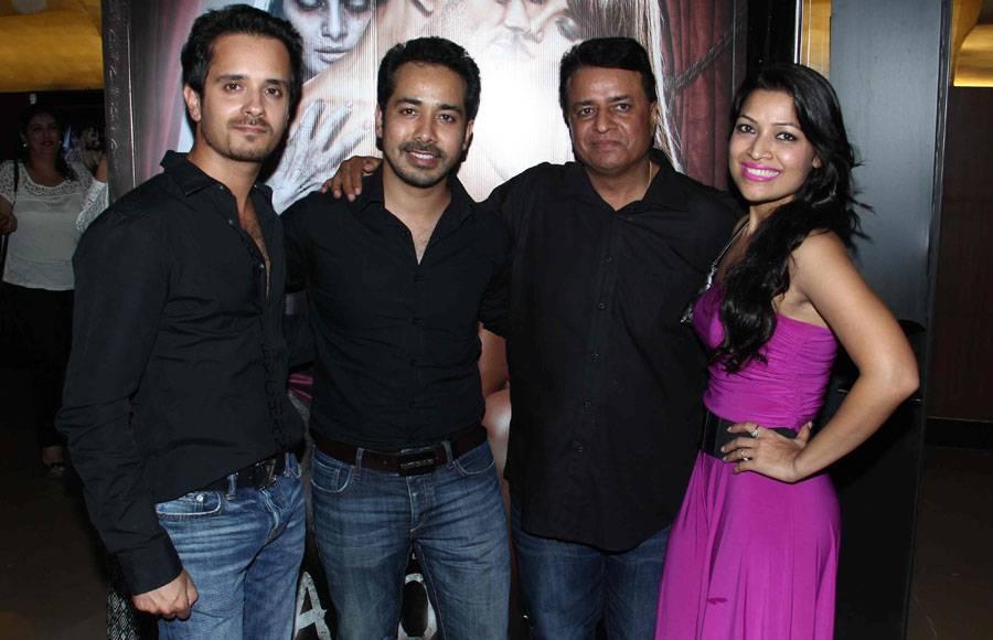 Abhishek Pathak, Bhushan Patel, Karan Singh Grover, Bipasha Basu, Kumar Mangat Pathak, Prashant Sharma