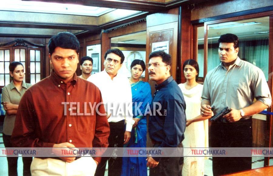 Sony TV's CID over the years