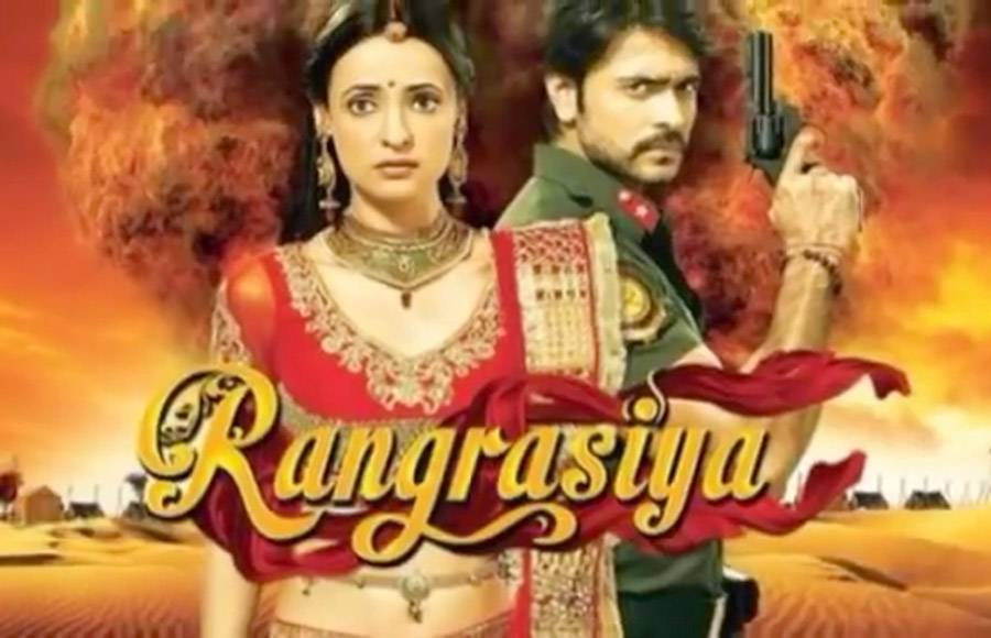 Rangrasiya (Colors)- Though the show centered around the love-hate relationship of Rudra and Paro, the also depicted Rudra as a dedicated army officer who killed Paro