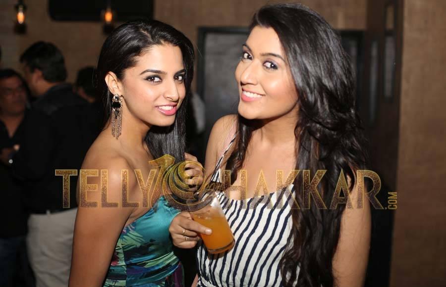 Sunil Grover and Gopi Bhalla