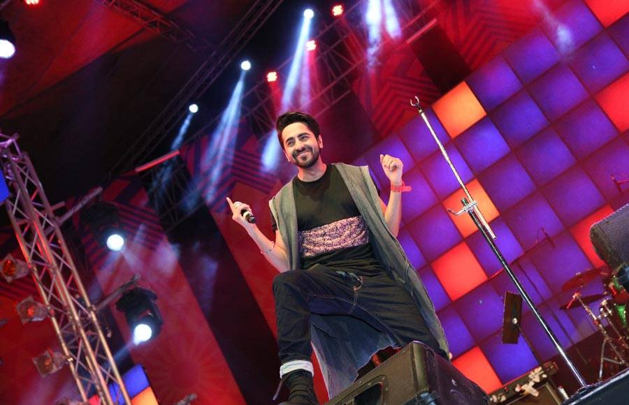Day One- Actor and Singer Ayshmann Khurrana