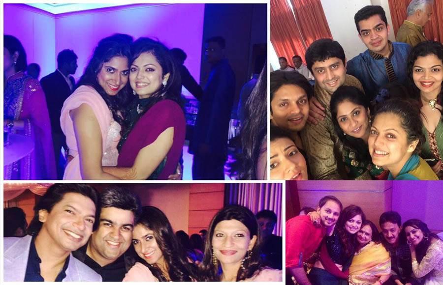 Drashti Dhami's Pre-Wedding Pics