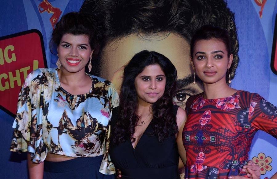 Veera Saxena, Gulshan Devaiah, Radhika Apte and Sai Tamhankar