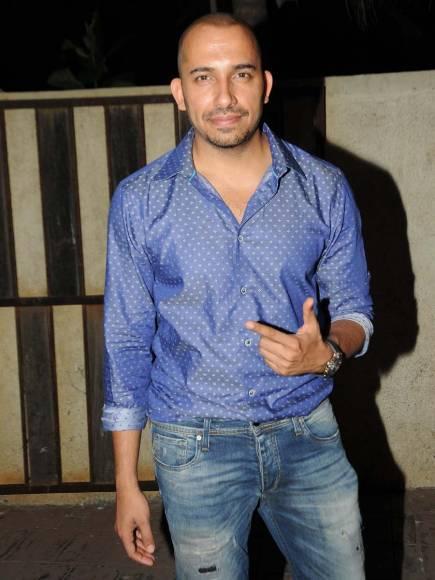 Ali Quli Mirza's rocking birthday bash